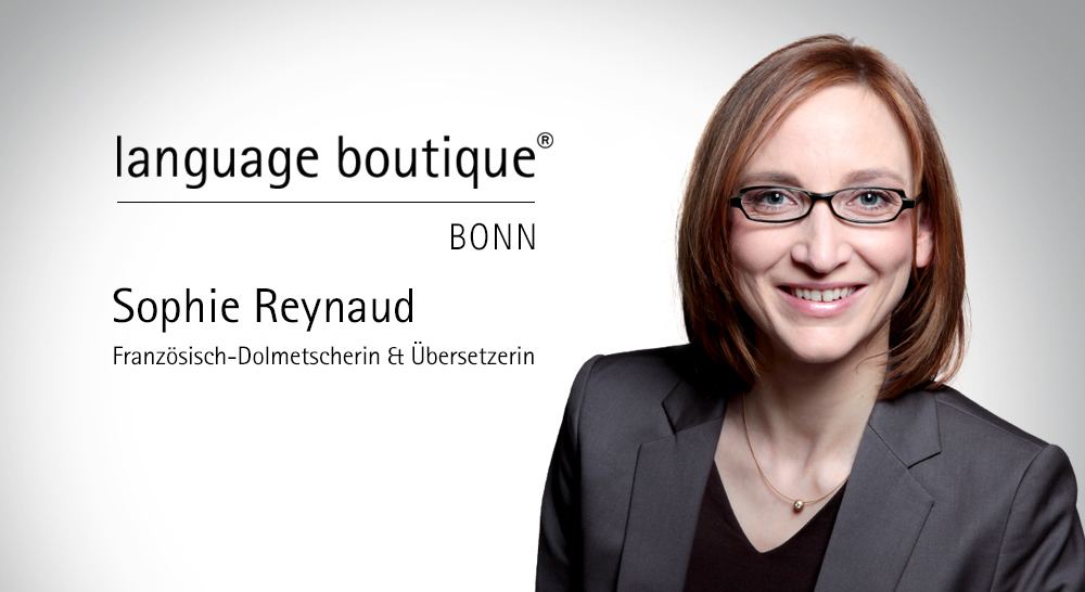 Bonn Wertige Französisch Dienstleistungen Vom Muttersprachler